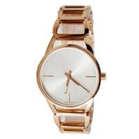ingrosso bracciali per acciaio inossidabile-Il quarzo casuale delle donne di modo guarda gli orologi di lusso dell'acciaio inossidabile della cinghia dell'orologio del braccialetto della struttura della piazza della geometria all'ingrosso