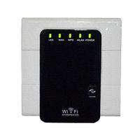 wi fi ретрансляторы оптовых-Беспроводной-N маршрутизатор AP ретранслятор Усилитель Wi-Fi усилитель LAN клиент мост IEEE 802.11 b / g / n300M Wi-fi roteador адаптер Wi-Fi антенна