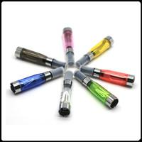 ce4 atomzier achat en gros de-Coloré CE4 Atomzier eGo CE4 Clearomizer 1.6 ml pour eGo Série Cigarette électronique E Cigarette Kit Atomiseur Gratuit DHL gratuit