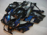Body Kits CBR600 F2 1993 ABS Verkleidung für Honda Cbr600 1992 Black Full Body Kits CBR 600 F2 1994 1991 - 1994