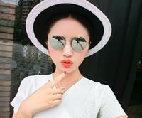 Wholesale Golden Woman Chains - P-Chain Sunglasses Men Clip Magnetic Sun glasses Women colorful Driving Squar with sun glasses box