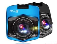 Wholesale Car Blackbox Camera - 10pcs Mini Car DVR Camera night vision Dashcam Full HD 1080P( real 720P) Video Registrator Recorder vehicle blackbox DVR