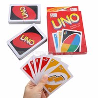 Wholesale Family Recreation - Recreation Standard 108 Playing Fun Cards Uno Card Game Family Children Friend
