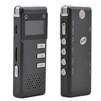 All'ingrosso USB professionale 8GB VOR Digital Voice Recorder Audio Recorder dittafono TF di sostegno Gravador de voz