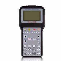 программист ford key оптовых-Горячие продажи CK-200 Ck200 Auto Key Programmer No Tokens ограничение новейшее поколение обновленная версия CK-100 dhl бесплатная доставка
