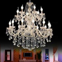 compra modernas luces colgantes para vestbulo moderna lmpara de araa escalera larga lmpara