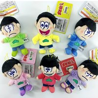 Wholesale Christmas Finger Puppets Story - New Fashion Bag Plush Toys Finger Puppets Gift Plush Backpacks Christmas Cartoon Movie Stuffed Props Multi-functionToys Story Toys A6404