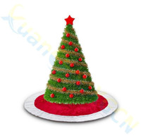 Wholesale Home Party Marketing - flannel FUR CURPET Shag Carpet home restaurant market mall Christmas tree skirt apron Christmas Decoration party Supplies Ornaments