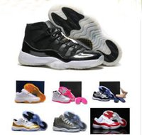 Wholesale Wool Boots For Women - Retros 11 running shoes for men Basketball shoes sport XI Bred Grey suede Wool Chocolates women retro 11 space jam boots space jams
