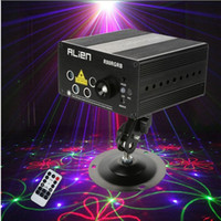 Wholesale Mini Luces - Led Mini Laser Proyector Rgb Professional Stage Lighting Stage Lights Party Light Show Dj Disco Light Projector Luces Discoteca