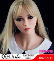 Wholesale Silicone Love Doll Wholesale Real - China Factory 158cm Solid Skeleton Sex Doll for Adults Lifelike Love Doll Anal Vagina Oral Sex real japanese doll