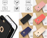 Wholesale 5 colors Soft Slim Matte TPU phone case For iPhone plus s plus iphone s Galaxy S8 plus protective Shelll