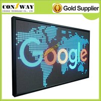 Wholesale programmable led video board screen with size mm and RGB full color