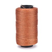 Vente en gros - Sports de plein air 200M Durable 2Strand Flying Kite Line Twisted String pour pêche Camping Flying Tool Reel Kite Pièces Accessoires