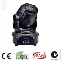 Wholesale Moving Led Cree - 90W LED Spot Moving Head Light  CREE USA Luminums 90W LED DJ Spot Light dmx