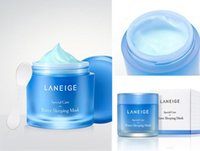 Wholesale Laneige Sanna Annukka Sleep mask at night Hydrate and hydrate and protect Clear water embellish Disposable type of sleep
