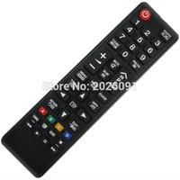 samsung neue led tv großhandel-Großhandels- NEUE Ersatz-Fernbedienung kompatibel mit LED LCD Für Samsung TV UE48H6650SL UE40JU6640U UE48JS9090Q UE40H6400AK UE78JS9500T