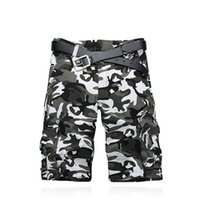 Wholesale Fly America - hot man camouflage cargo shorts fashion outdoor summer shorts Europe America style pockets ornament 10sizes 4colors