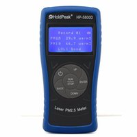 Wholesale HOLDPEAK D PM2 Monitor With Backlight Auto Power Off For Indoor Outdoor Environmental Testing The Most Accurate detector