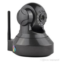 Wifi IP-камера 720p беспроводной мини-CCTV P2P НОВАЯ камера Baby Monitor Security P / T Micro Camera Free IOS Android APP