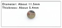 Wholesale Lr44 Lithium - LR44 AG13 L1154 A76 357A 1.5V Button Cell Batteries Mini Lithium Whoelsales Free Shipping Batteries and Charger
