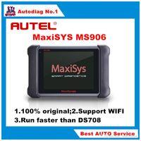 escáner maxidas autel al por mayor-Original AUTEL MaxiSYS MS906 Escáner de diagnóstico automático Next Generation de Autel MaxiDAS DS708 En stock