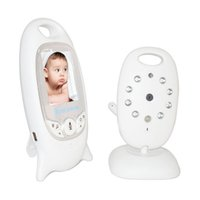 Wholesale Family Monitoring - Digital Wireless Baby Caregiver Baby Monitor Monitor Care Device Two-way Intercom Temperature Display Music Player Family Must 1401008