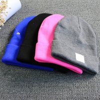 Wholesale Beanie Carhartt - New Carhartt Mens Acrylic Watch Hat Soft Resilient Women Skull Caps Fashion Hip Hop Beanie 16 Colors