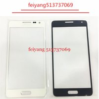 Wholesale samsung alpha screen for sale - Group buy 10pcs Outer Screen Lens Replacement for Smsung Galaxy Alpha G850F G8508 touch screen Glass Cover G850