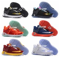 Wholesale Sneakers Basketball Kd V - 2017 New KD Trey 5 Kevin Durant Tennis Basketball Shoes for Men Top Quality Sneakers Training Athletic Kevin TREY V Shoes