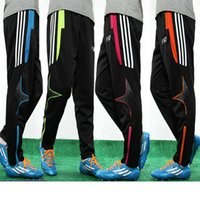 Wholesale Children Casual Wear - Unisex jog pants Child adult gym clothing Casual Outdoor sport wear Run training sportwear Football exercise trousers