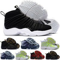Hommes Zoom Cabos Basket-ball, Air Zoom Cabos i version modernisée de Gary Payton, The Glove basket-ball, Discount pas cher