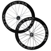 Wholesale Hot Wheels Stickers Bikes - Hot Sale Grey Sticker 60mm Clincher Tubular Track Bike Wheels 2017 Hot Sale Carbon Bike Wheels 3k Matte Finish Fix Gear Wheelset