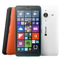 Wholesale Microsoft Accessories - Refurbished Original Nokia Microsoft Lumia 640XL Windows Phone 5.7 inch Quad Core 1GB RAM 8GB ROM 13MP Camera 4G LTE Smart Phone Post 1pcs