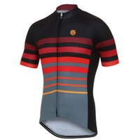Wholesale hot air drying - Customized NEW Hot 2017 RED Lines JIASHUO Classical mtb road RACING Team Bike Pro Cycling Jersey   Shirts & Tops Clothing Breathing Air