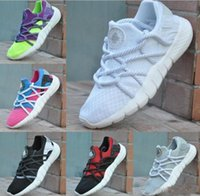 Wholesale Korean White Shoes For Men - hot sale new Korean tidal shoes huarache ulzzang second generation running shoes for men  women Casual Shoes