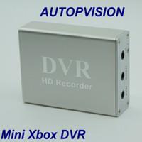 Wholesale Dvr Board Video Card - 1 channel Mini cctv DVR Support SD Card Real-time Xbox HD Mini 1Ch DVR Board MPEG-4 Video Compression
