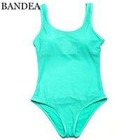Wholesale brazilian bikini set xs - BANDEA bikini Sexy one piece women swimsuit 2017 bikini brand mesh swimwear swimsuit brazilian push up monkini set Swim Wear