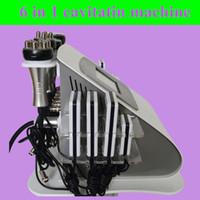 Wholesale Portable Liposuction Cavitation Slimming Machine - rf face lift portable cavitation rf slimming machine liposuction machines fat freezing cavi lipo machine