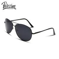 Wholesale Out Door Coat Men - Wholesale- 2017 New Fashion Polarized Aviator Sunglasses Men Out Door Coating Sun glasses Anit UV400 Oculos de sol