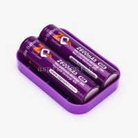 Wholesale High Rate Battery - 100% Original ZQ 18650 Battery 2600 3100mAh 40 45A 3.7V IMR Li-ion Rechargeable Battery High-rate battery for Box Mod 18650 Battery