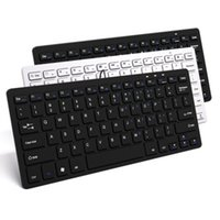 Wholesale Mini USB Wired Keyboard for PC Laptop Portable Slim Keyboards