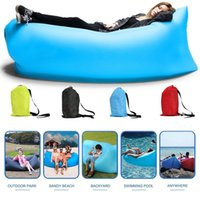 Wholesale Travel Loungers - Inflatable Lounger, Inflatable Sofa, Fast Inflate by Wind or Air Pump, Perfect for Travelling, Camping, Hiking, Pool and Beach Parties, Lazy