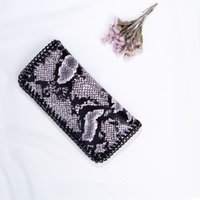 Wholesale Pocket Listings - 18 New list st wind messenger wallets retro trend female shoulder bag small square package simple wild female holding mini-packet chain bag