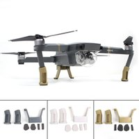 Wholesale Support Component - DJI Mavic Pro Heightened Landing Gear Lengthened Extended Support Safe Landing Bracket Protector for DJI Mavic Pro quadcopter