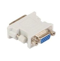 Wholesale Interface Graphics - The factory spot DVI conversion Cable VGA Conversion head Video line The graphics card interface for DHL
