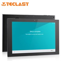 Wholesale Tablet Single Camera - Wholesale- Teclast X10 3G Phone Call Tablet MTK8392 Octa Core Android 5.1 IPS 1280x800 Screen 1GB RAM 16GB ROM GPS 10.1 inch Tablet PCs