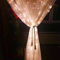 NOVO 3M x 3M 300 LED Outdoor Home Natal Decorativo xmas String Fairy Curtain Garlands Strip Party Lights For Wedding