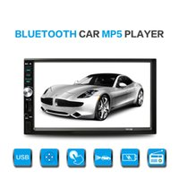 Wholesale Car DVD Bluetooth inch large screen car DVR plug in card car radio integrated machine