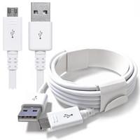 черный кабель оптовых-1 м 2 м 3 м 10 футов белый черный micro V8 5pin плетеный ткань USB данных кабель для зарядки провод для S4 s6 S7 край для android телефон 5 6 7 плюс